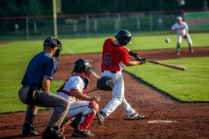 Five Steps On How To Hit A Baseball