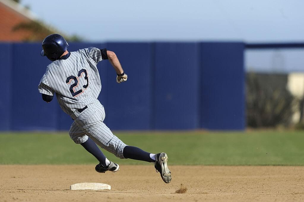 Speed for fielders in baseball